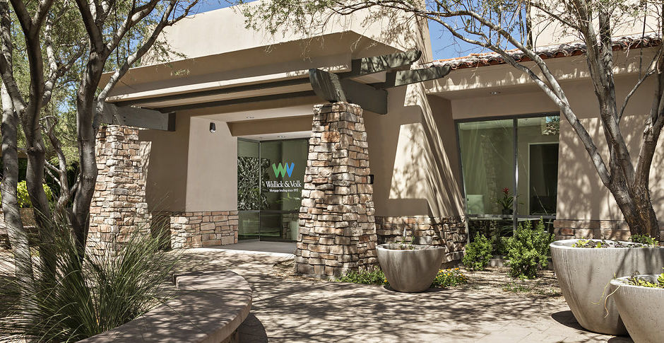 Exterior of Wallick & Volk Pima